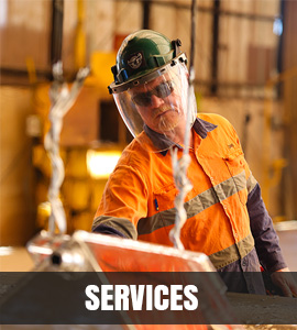 Services at Albury Galvanizing